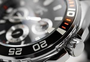 Vintage-Uhren gehen mit der Zeit