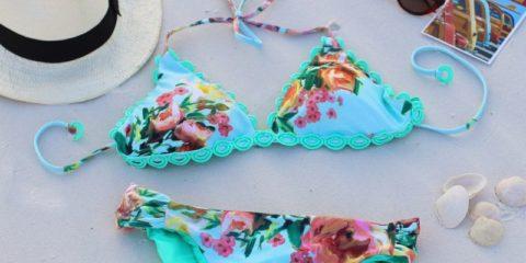 Sexy am Strand: Bademode für kurvige Frauen